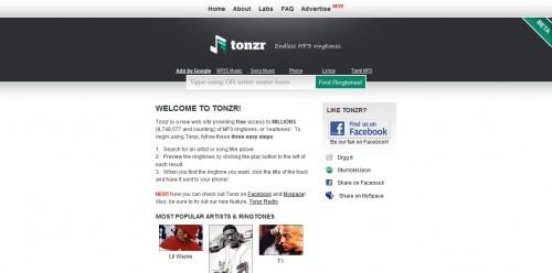 tonzr