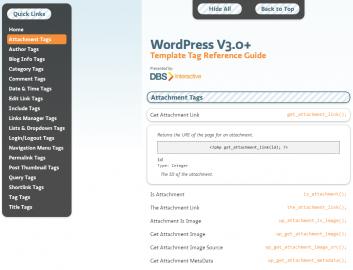 Wordpress Dokumentáció