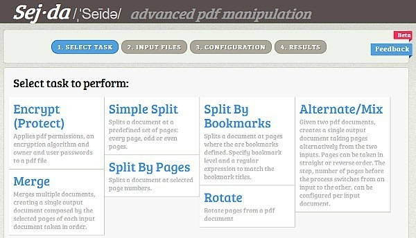 PDF szerkesztő